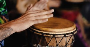 Drumming Circle picture